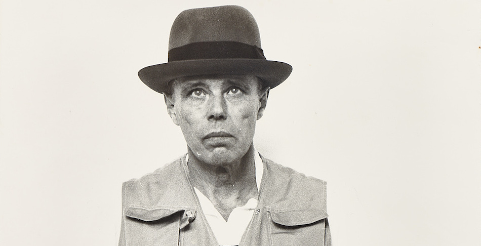 Peter Serviens - Joseph Beuys